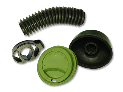 CUSTOMIZED RUBBER PARTS