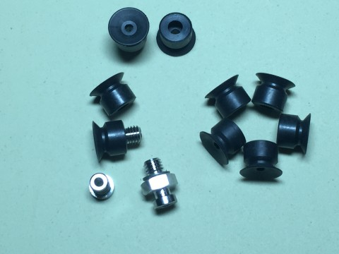 Vacuum Pads PF Series