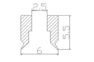 真空吸盤S1-06A