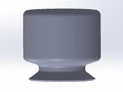 Single-layer vacuum pads11~20mm