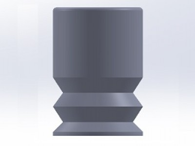 Double-layer vacuum pads