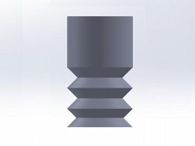 Three-layer (Multi-layer) vacuum pads