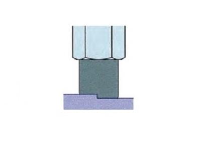 Vacuum pad sponge