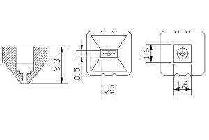 Vacuum Pads PPG-002