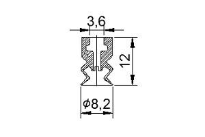 Vacuum Pads S2-08