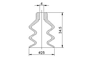 吸盤S3-25